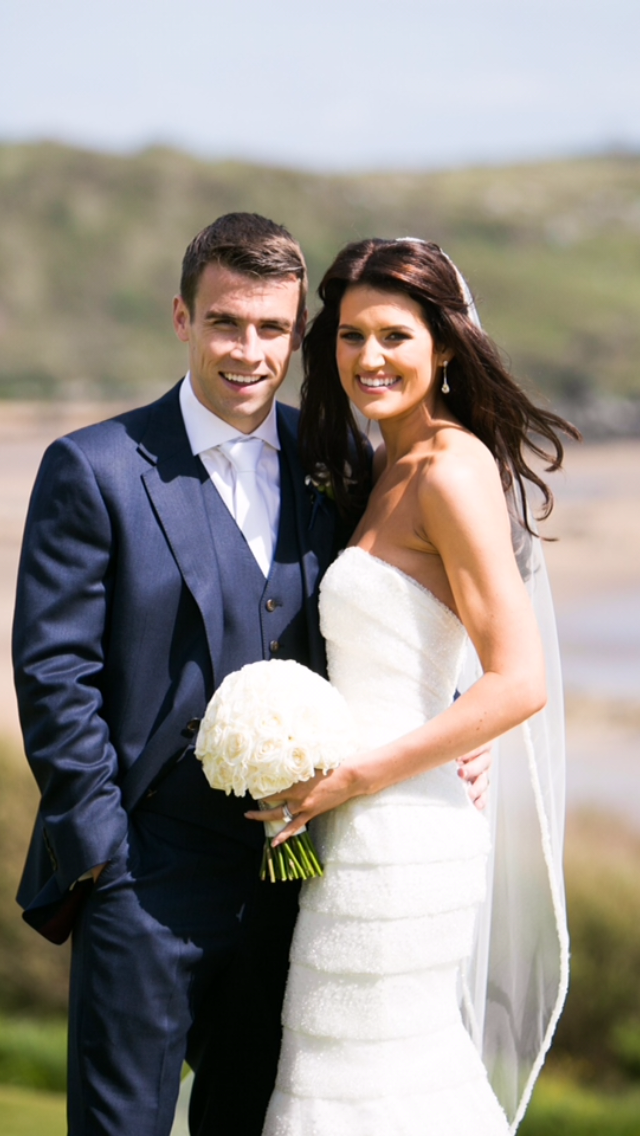 Picture of Mr & Mrs Coleman
